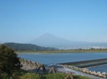 もう富士山ともお別れ。