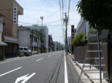 この辺は、どれが旧東海道なのかさっぱりわからないので、適当に選んで歩いた。