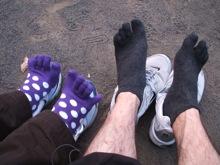 マユミンの靴下に萌え。